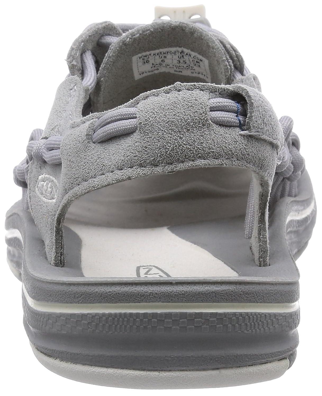 KEEN Women's Uneek M 8MM Sandal B00M0DOZ6K 8 M Uneek US|Neutral Gray/Vapor 94d517