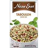 Near East Tabouleh Whole Grain Salad Mix, 5.25 Ounce, Pack of 12 Boxes (Packaging May Vary)
