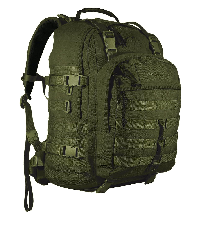 W!SPORT® WHISTLER 35 Rucksack (35 Liter Militär Wandern Trekking Outdoor Camping)