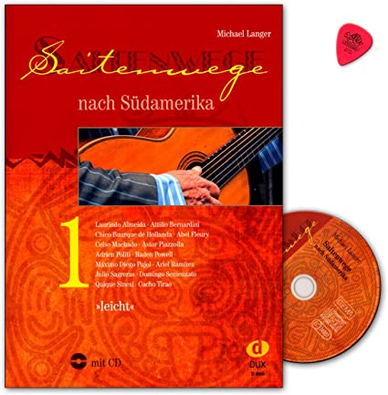 String Trails to South America Volume 1 60 pieces by South ...