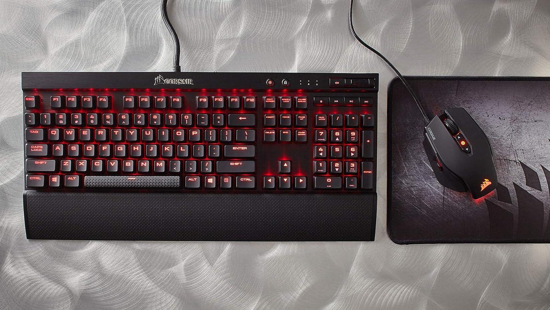 Corsair K70 LUX - Teclado mecánico Gaming, retroiluminación ...
