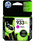 HP 933XL Magenta High Yield Original Ink Cartridge For HP Officejet 6100, 6600, 6700, 7110, 7510, 7610, 7612