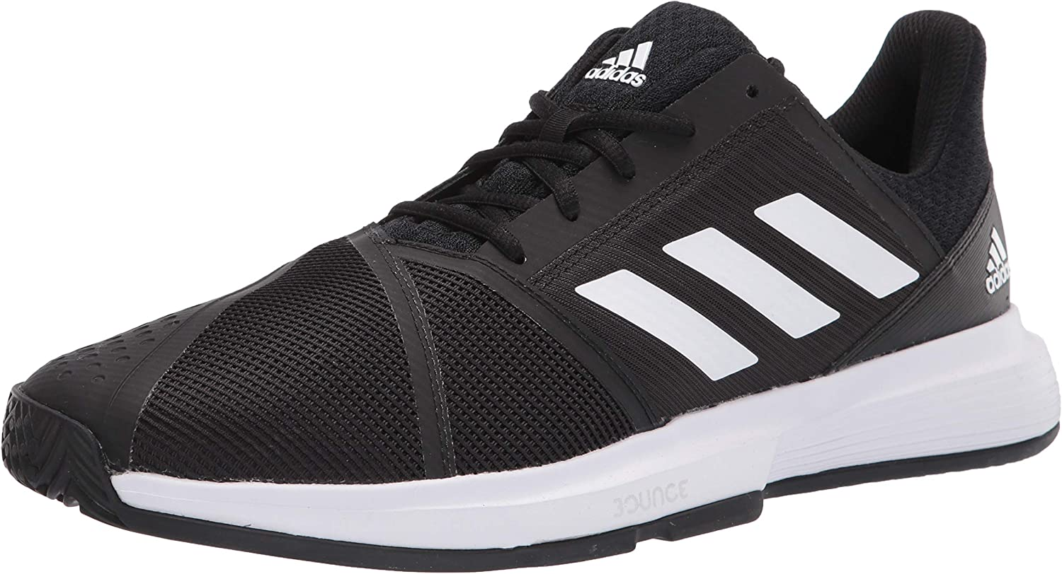 Albany oyente paraguas  Amazon.com | adidas Men's Courtjam Bounce Tennis Shoe | Tennis & Racquet  Sports
