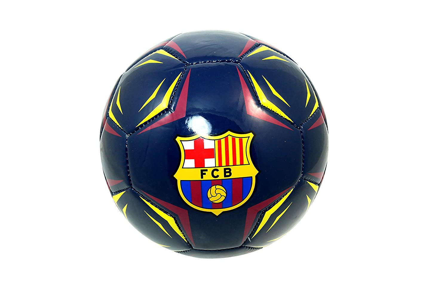 FC Barcelona Authentic Official Licenced Soccer Ball Size 3 -002   B00WAL9NF0