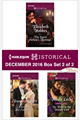 Harlequin Historical December 2016 - Box Set 2 of 2: An Anthology Kindle Edition