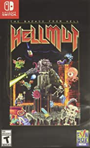 Hellmutt: The Badass from Hell for Nintendo Switch