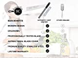 Integrity Chef PRO Citrus Zester & Cheese Grater