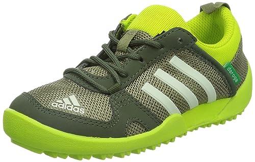 Adidas Daroga Two K Zapatillas de Deporte para niños - Tonos Verdes, EUR 33 | 20 cm: Amazon.es: Zapatos y complementos