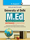 University of Delhi: M.Ed. Entrance Exam Guide