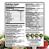 Natural Greens Juice Drink Super Food, Large