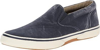 Sperry Cruz Slip On Black Bootsschuhe Segelschuhe Sneaker Herren (43) 0TR5EcZeX