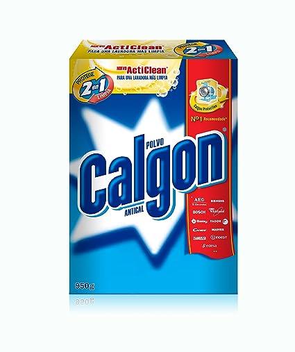 Calgon Detergente en Polvo 2 in 1-950 g: Amazon.es: Amazon Pantry