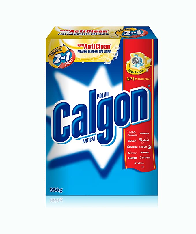 Calgon Antical polvo - 950 gr: Amazon.es: Salud y cuidado personal