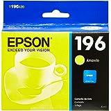 Cartucho de Tinta Epson 196 Amarelo T196420 para XP-401 e XP-411