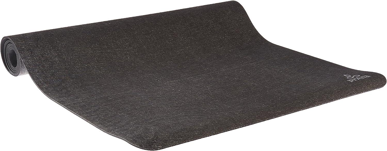 Amazon Com Prana Melange Yoga Mat Charcoal One Size Clothing