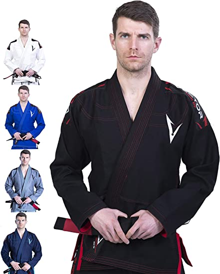 Amazon.com: Vector BJJ Gi - Pantalones para hombre con ...