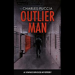 Outlier Man (Vinnie Briggs Mystery Book 1)