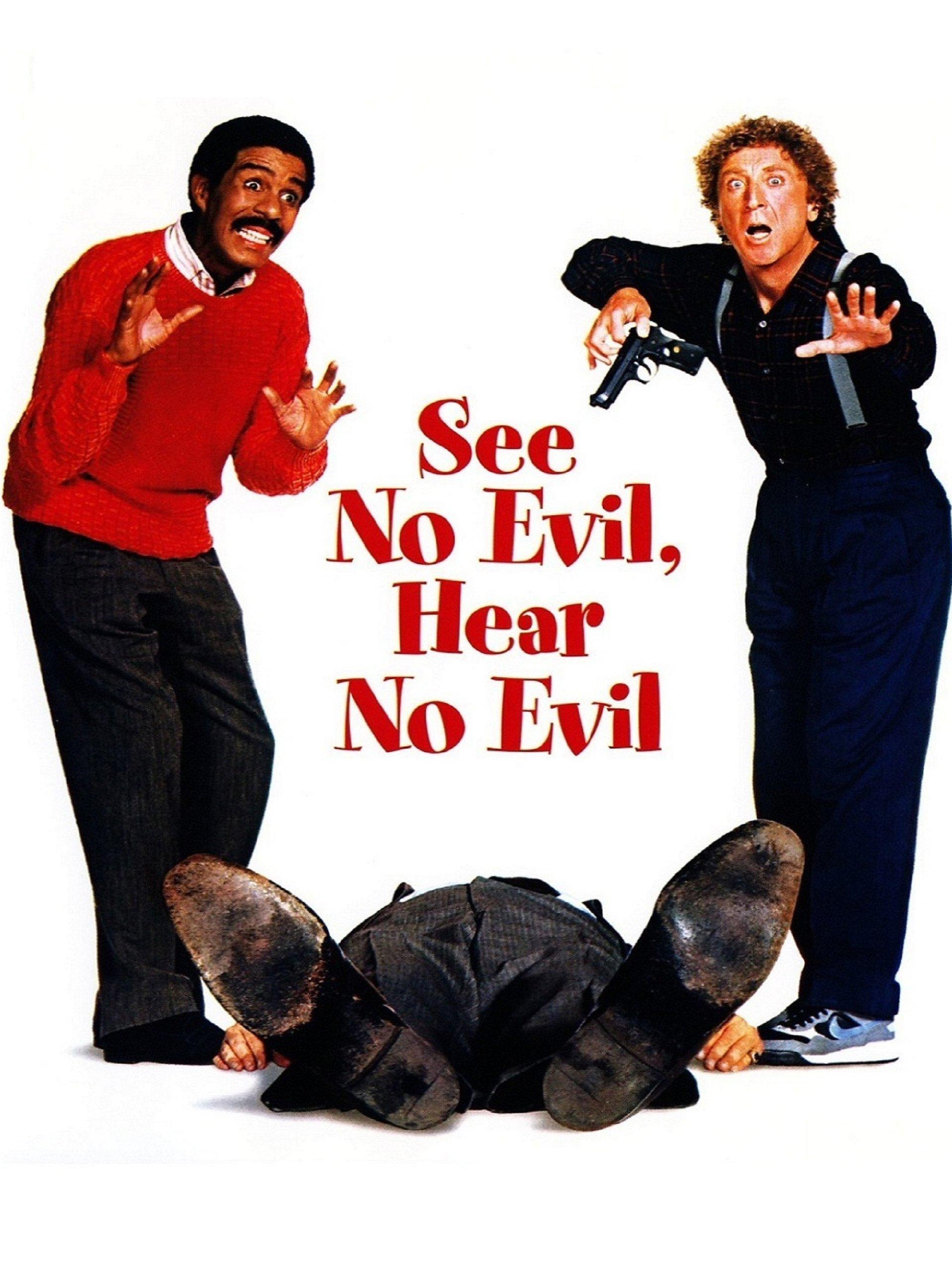 Amazon co uk watch see no evil hear no evil prime video