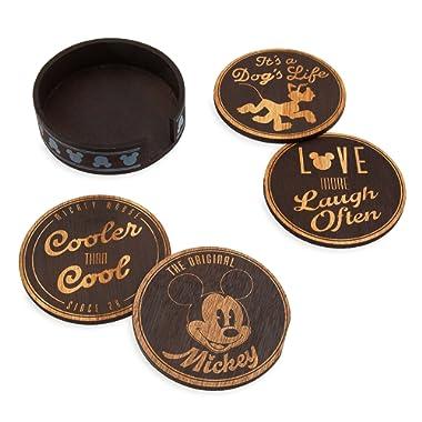 Disney Mickey Mouse Coaster Set of 4…465018614821