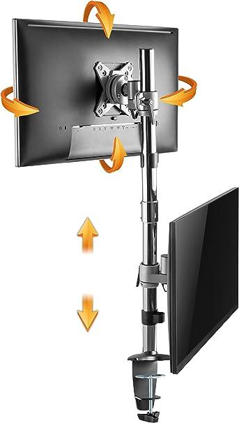 RICOO Soporte para Pantalla PC LED Monitor TS3511 Soporte de Mesa ...