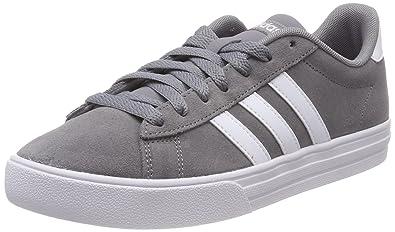 e534abbf38b Tênis Adidas Daily 2 Cinza Masculino 41  Amazon.com.br  Amazon Moda