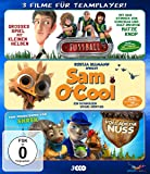 Teamplayer-Box (Fußball,Sam O'Cool, Voll auf die Nuss) [Blu-ray]