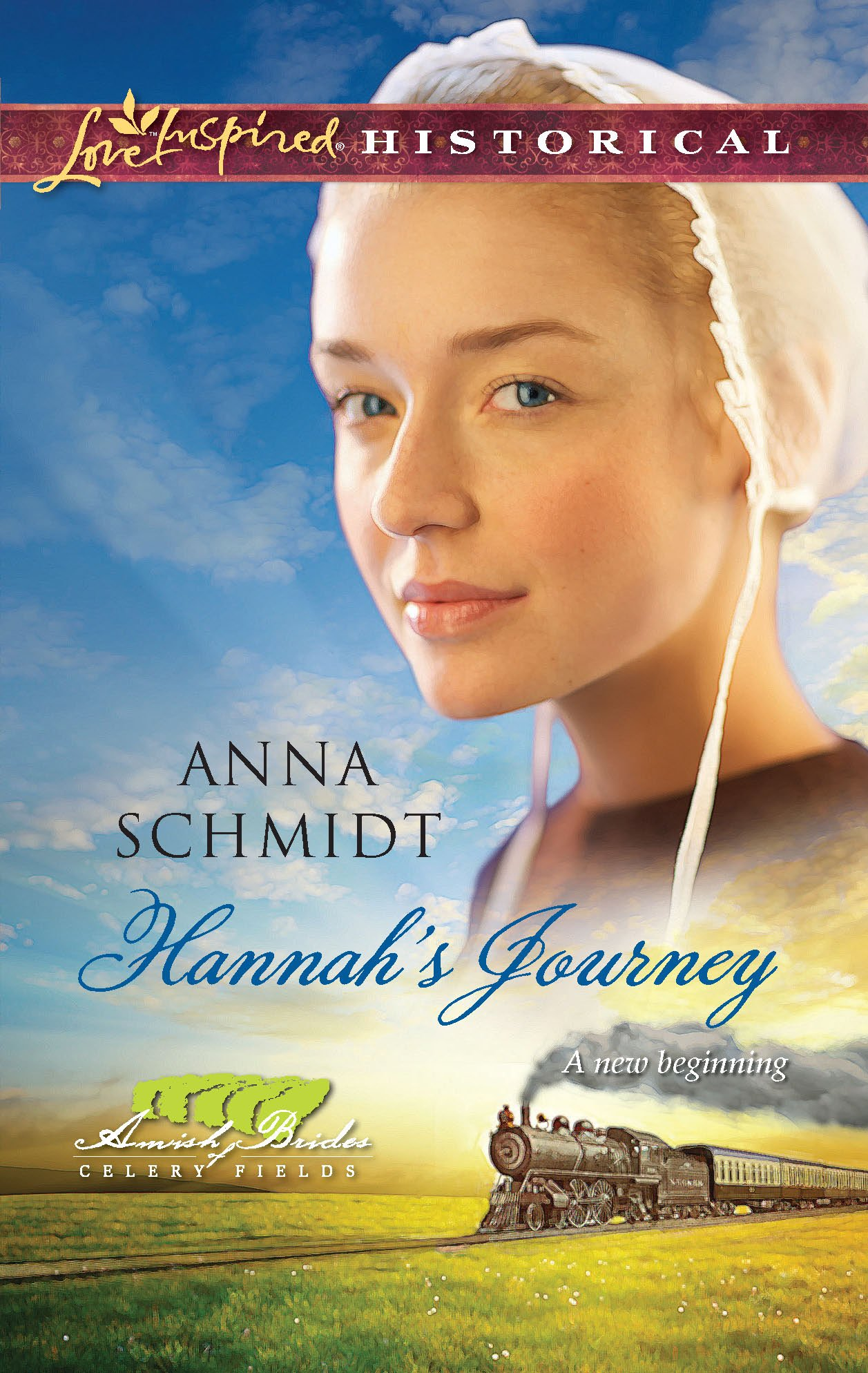 Hannah's Journey (Amish Brides of Celery Fields): Anna Schmidt:  9780373828685: Amazon.com: Books