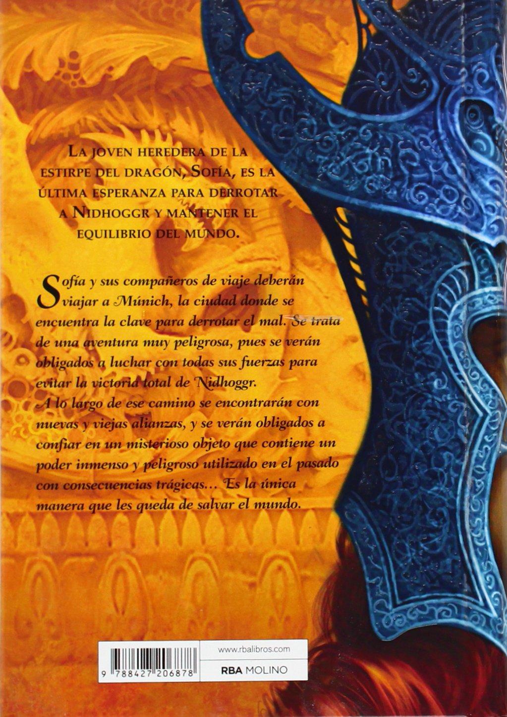 La Chica Dragn 3 El Reloj de Arena (La Chica Dragón / the Dragon Girl) (Spanish Edition): Licia Troisi, Helena Aguila Ruzola: 9788427206878: Amazon.com: ...