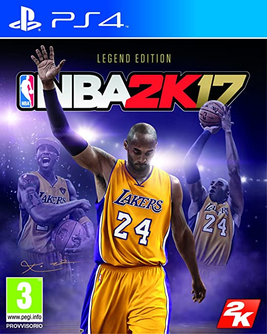 5 opinioni per NBA 2K17: Legend Edition- Collector's Limited- PlayStation 4