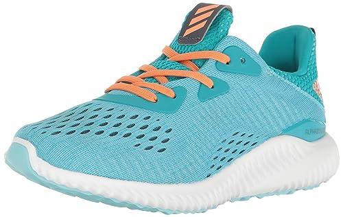 c0a8815dc53c9 adidas Alphabounce EM Shoe Junior s Running 4 Energy Blue-White-Clear Aqua