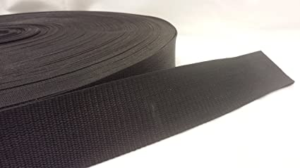 Outdoor Sports Other Sewing Buy 2 Get One Free Learned Black 50mm 2 Inch Nylon Webbing X 10 Meters