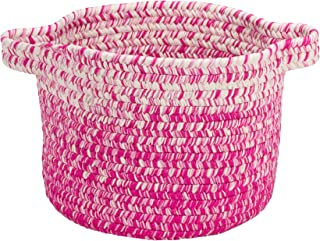 "product image for Colonial Mills Monet Ombre Basket, 14""x14""x15"", Magenta"