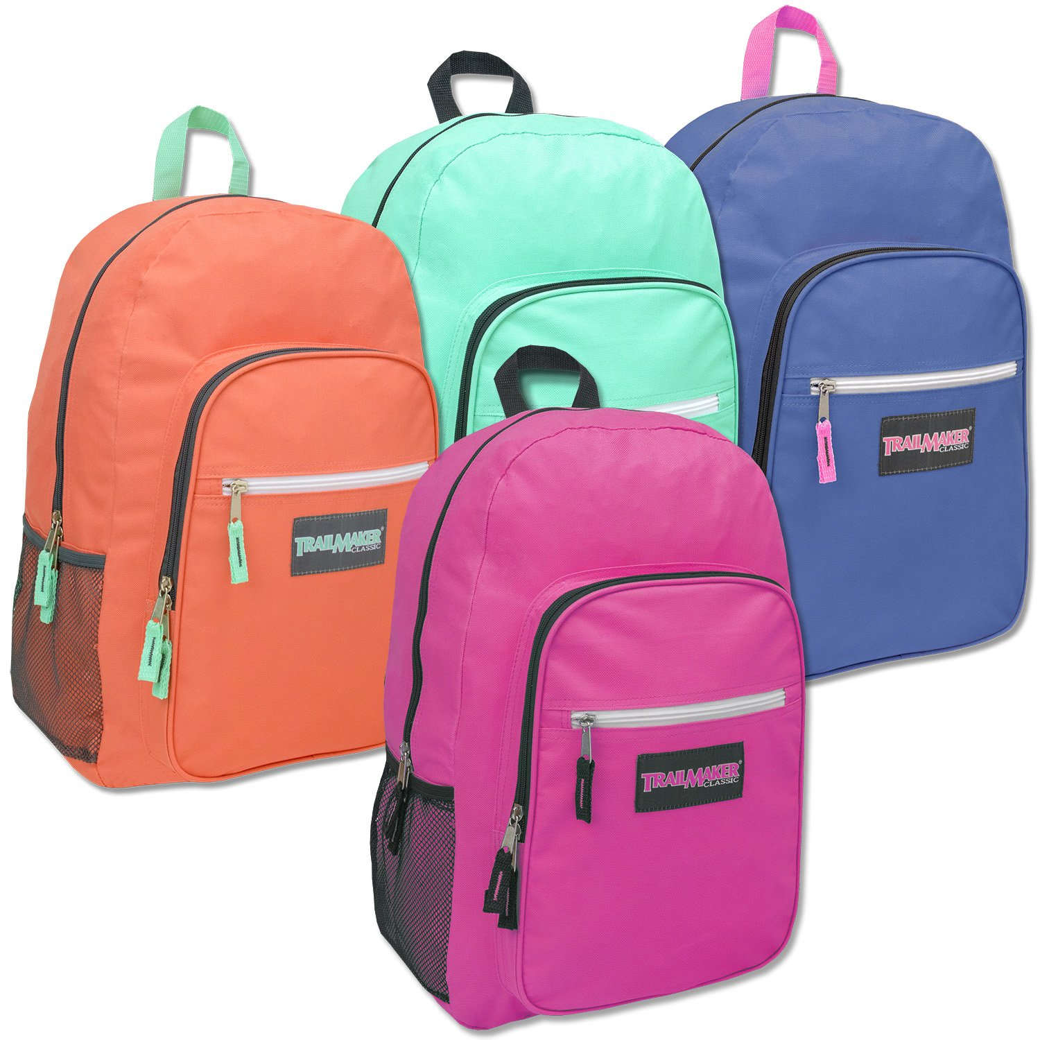 Deluxe 19 Inch Backpack - Girls Case Pack 24