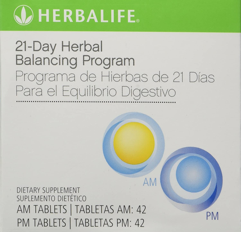 Amazon.com: Herbalife - 21-Day Herbal Balancing Program: Health & Personal Care