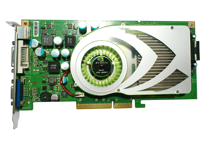 Amazon.com: Tangcao NEW AGP nVidia GeForce 7800 GS G 70 256 ...
