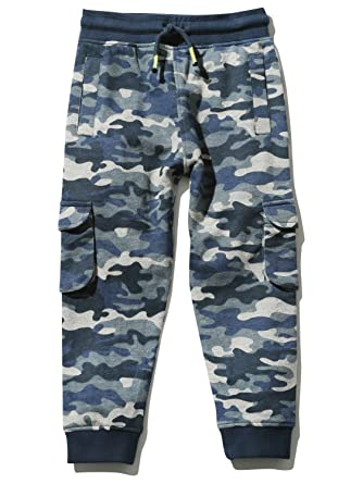 M/&Co Baby Boy Joggers with Drawstring Waist