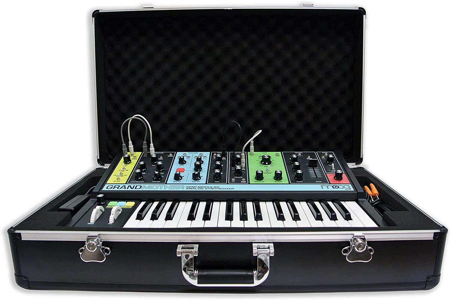Analog Cases UNISON Case For The Moog Grandmother