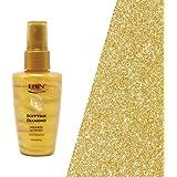 Egyptian Diamond Hair & Body Glitter Mist Spray, Easy to Apply, Hydrating, Cruelty-Free, Gifts for Girls, Boys, Men - Gold, 2