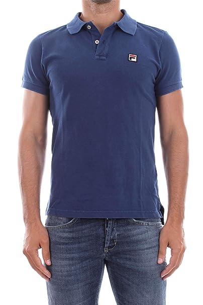 Fila Polo Uomo MOD.392005 Blu: Amazon.it: Abbigliamento