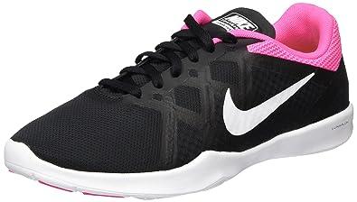 Nike Damen Lunar Lux Tr Laufschuhe, Schwarz (BlackWhite