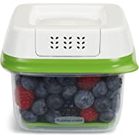 Rubbermaid FreshWorks 2.5 Cup Small Produce Saver
