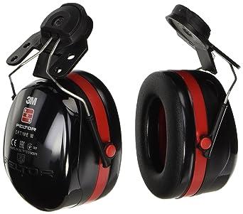 3Â M h540p3g-413-sv Peltor optime III para casco ATT.