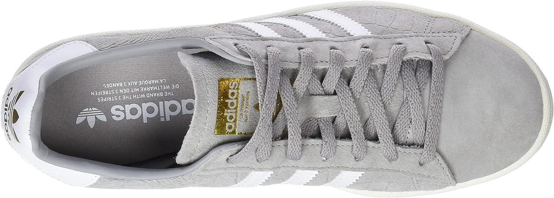 Adidas Campus Fitnessschoenen voor dames Grijs Grpumg Ftwbla Dormet 000