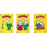OFFERTA 3 DVD BABAR - CARTONI ANIMATI BAMBINI