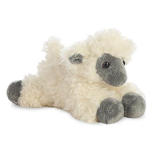 Aurora World 3137620,3cm Mini Flopsies visage Mouton