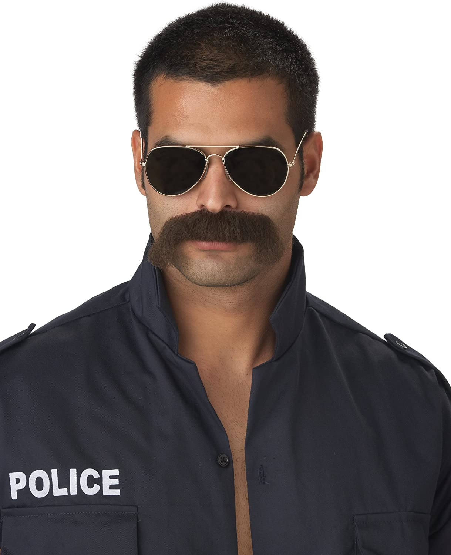 California Costumes The Man Moustache