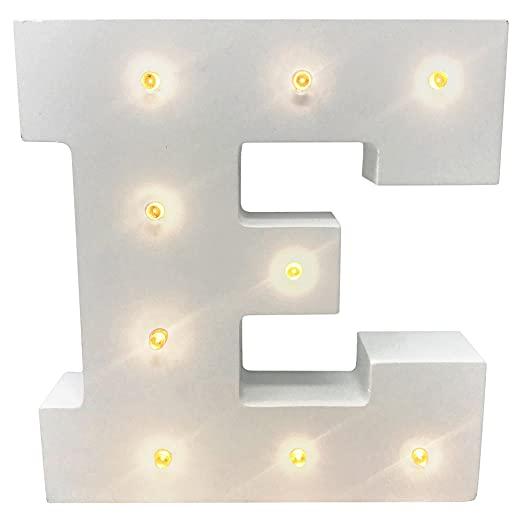 live it style it led wooden letters alphabet sign numbers light up
