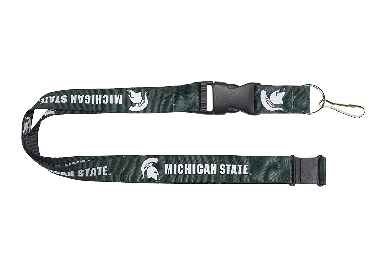 NCAA Michigan State Spartansチームランヤード   B0038EU6RW