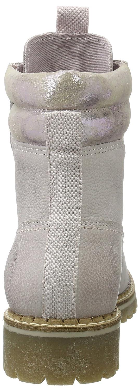 S.Oliver 25204 Damen Damen Damen Combat Stiefel Pink (Lt Rose) 73dca8