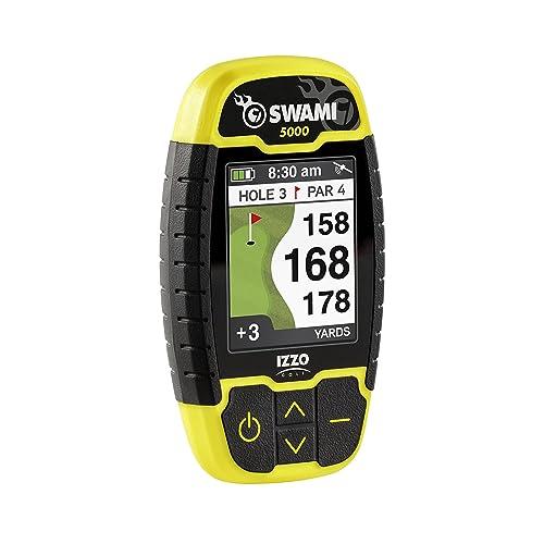 Izzo Golf Swami 5000 Télémètre GPS étanche